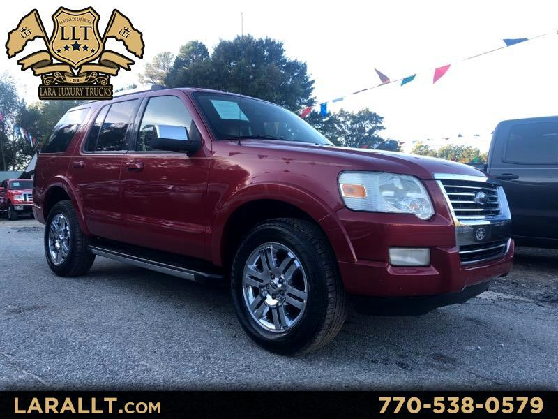 2009 Ford Explorer Limited 4.0L 2WD