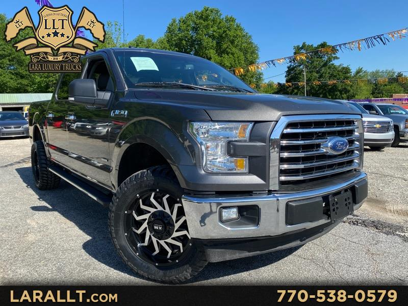 Ford F-150 XLT 2WD 2017