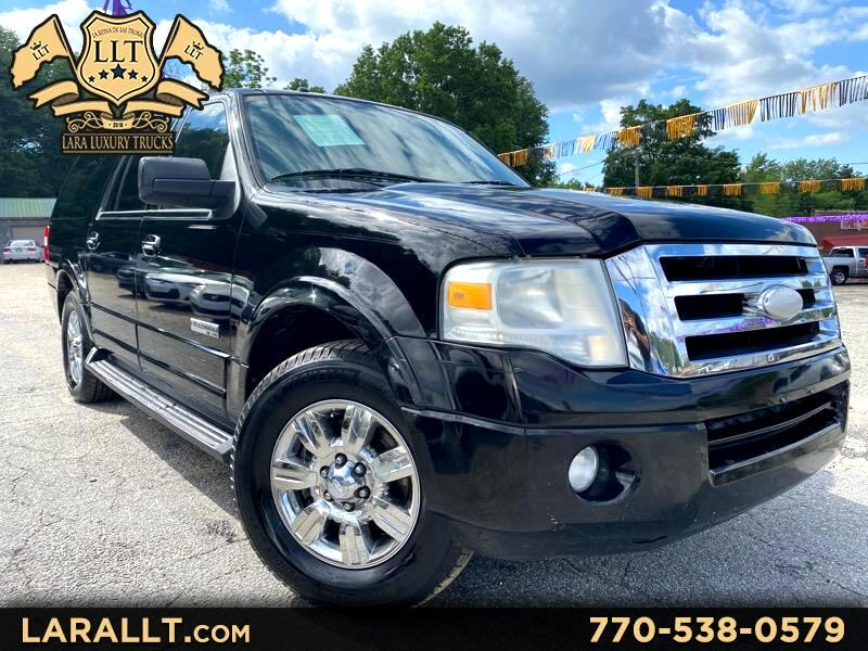 Ford Expedition EL XLT 2WD 2008