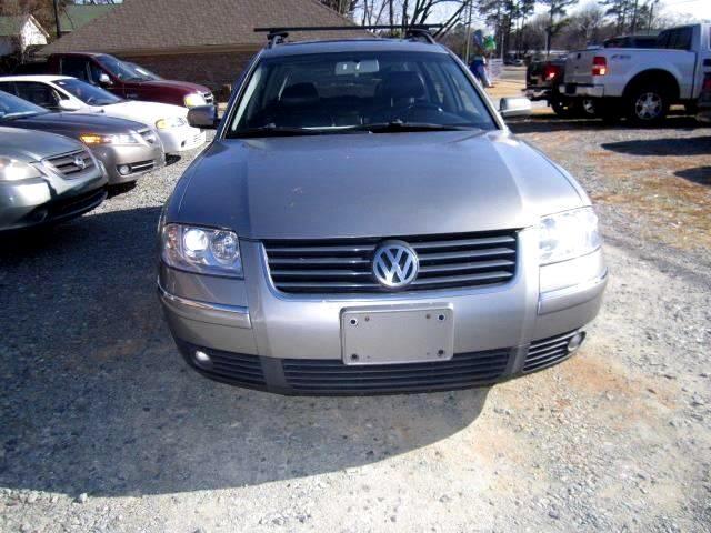 2004 Volkswagen Passat GLS 1.8T