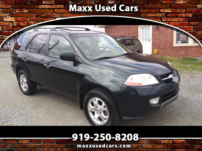 2001 Acura MDX Touring w/ Nav System