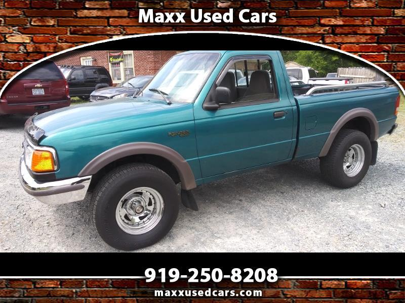 1997 Ford Ranger XL Reg. Cab Short Bed 4WD