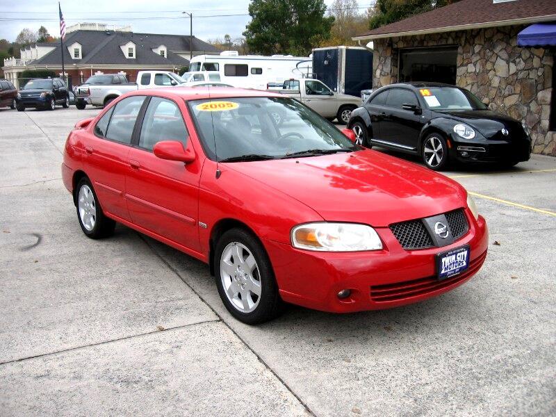 2005 Nissan Sentra 1.8 S