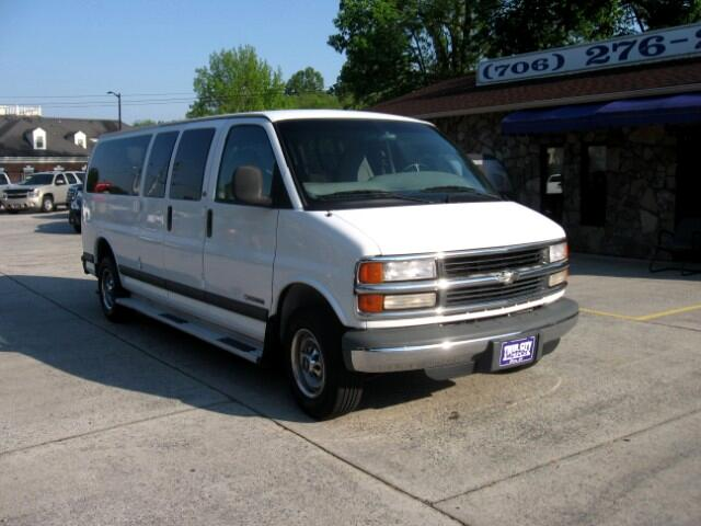 2000 Chevrolet Express 2500 Extended