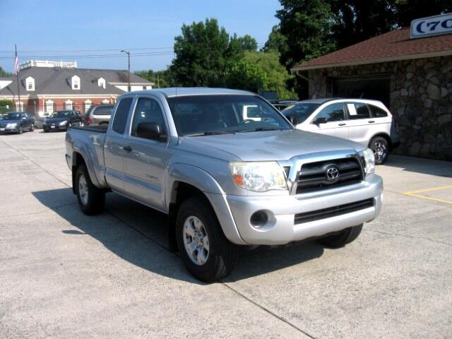 2006 Toyota Tacoma Access Cab 4WD
