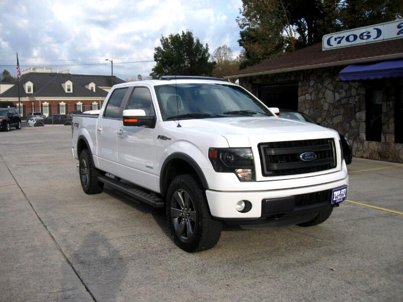 2014 Ford F-150 FX4 SuperCrew 6.5-ft. Bed 4WD
