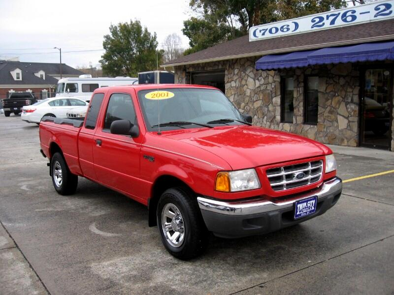 2001 Ford Ranger XLT SuperCab 3.0 2WD