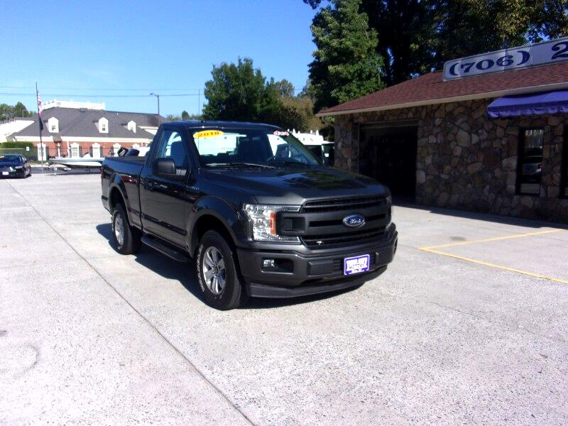 Ford F-150 XL 6.5-ft. Bed 2WD 2018