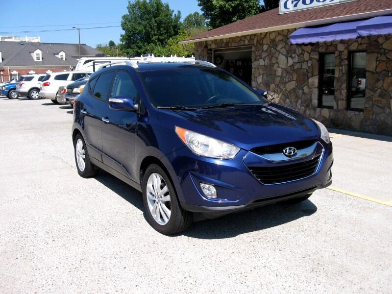 Hyundai Tucson Limited Auto AWD 2011