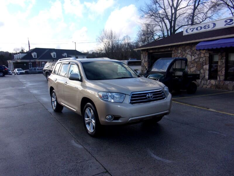 Toyota Highlander Limited 2WD 2010