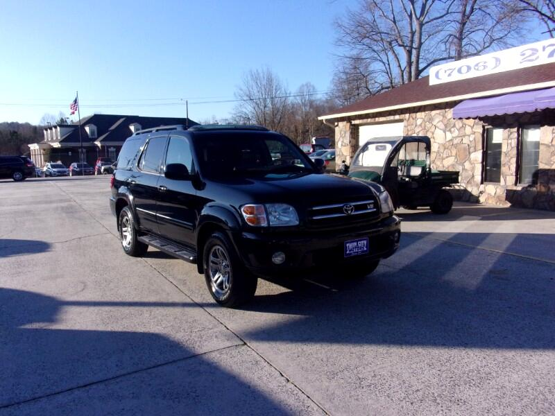 Toyota Sequoia Limited 2WD 2003