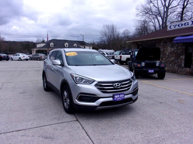 Hyundai Santa Fe Sport 2.4 AWD 2018