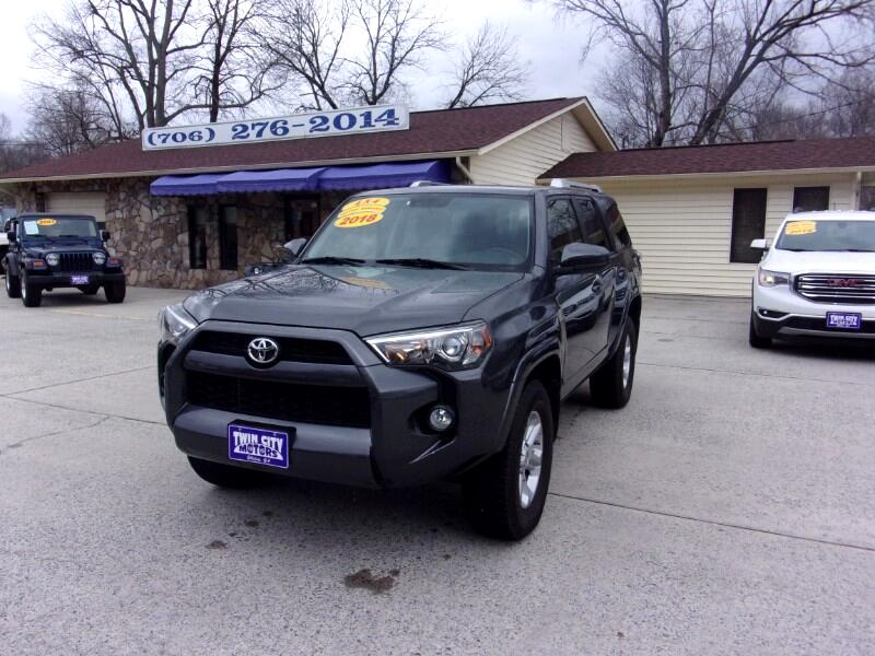 Toyota 4Runner Trail 4WD 2018