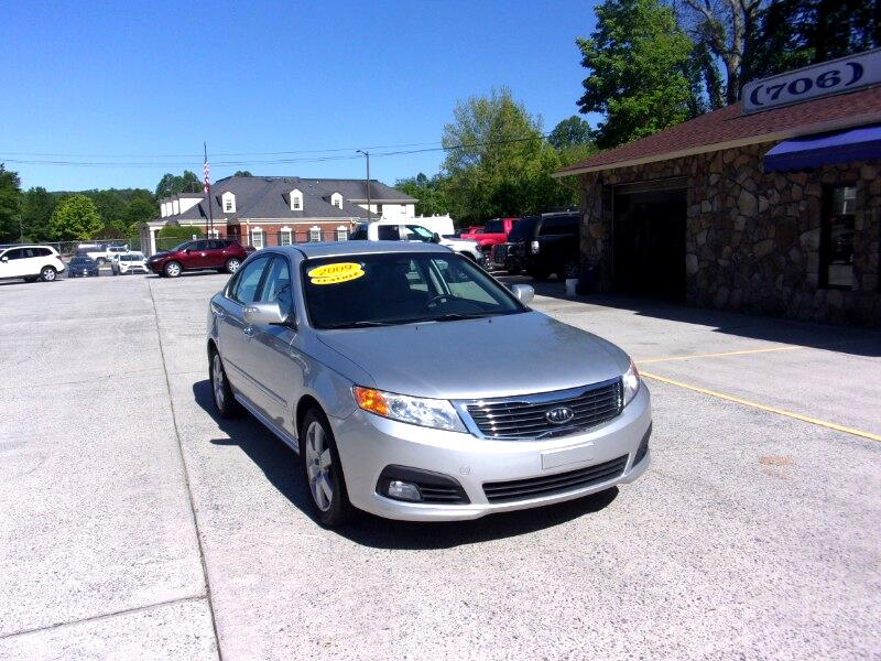 Kia Optima EX V6 2009
