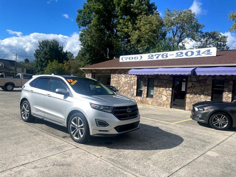 Ford Edge Sport AWD 2017