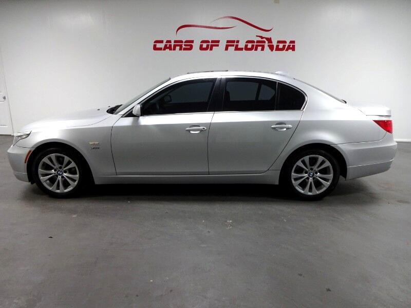 2009 BMW 5-Series 535xi