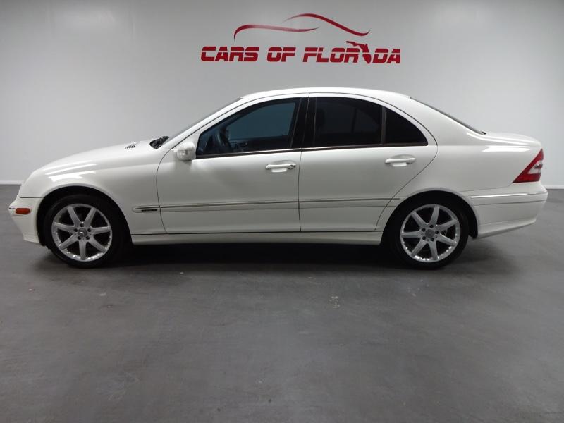 Mercedes-Benz C-Class C230 Sport Sedan 2003