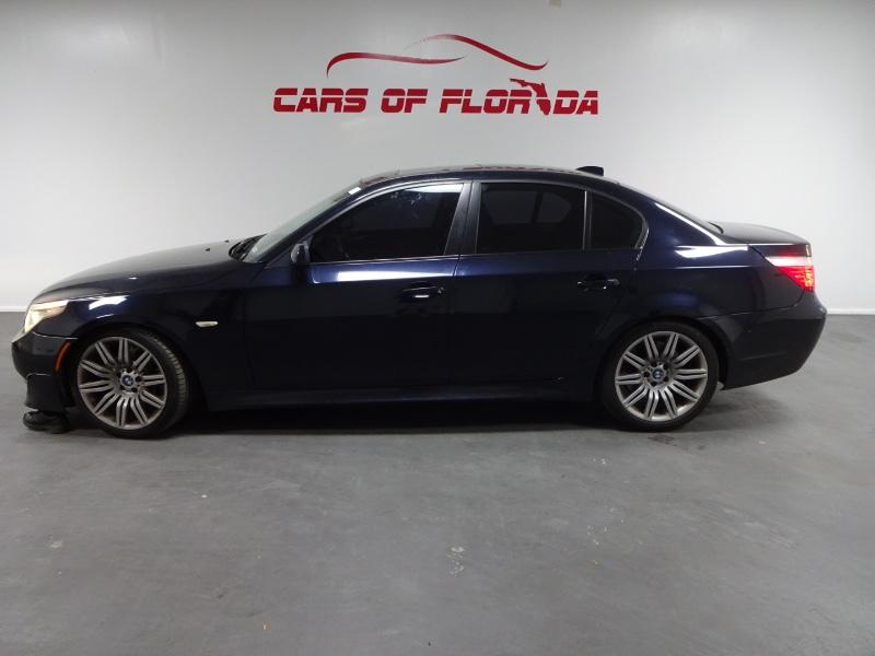 BMW 5-Series 550i 2008