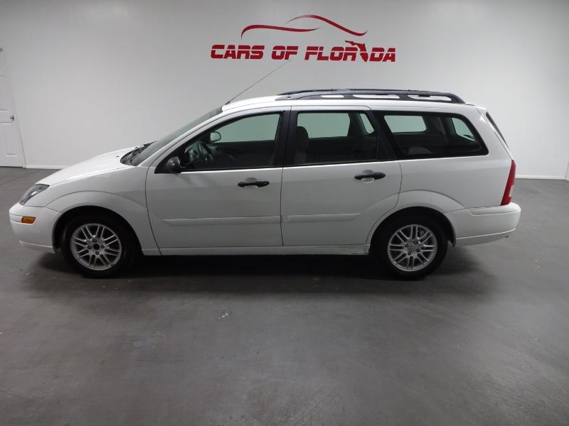 2003 Ford Focus Wagon SE