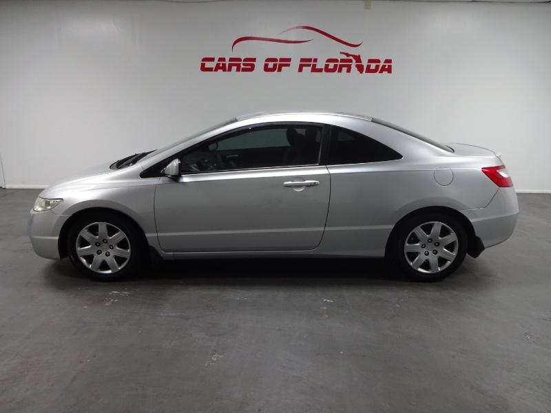 2007 Honda Civic LX Coupe AT