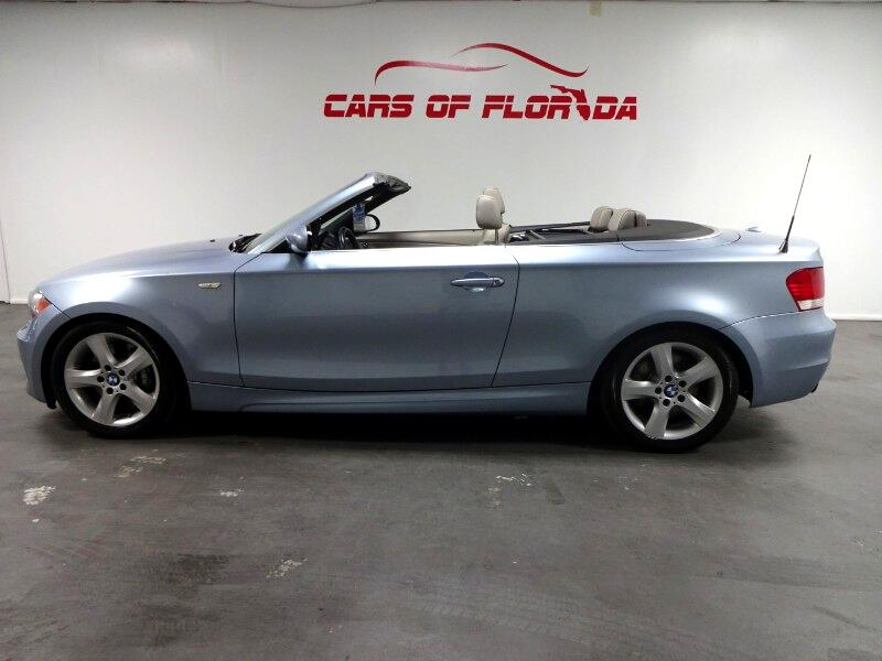 BMW 1-Series 135i Convertible 2009