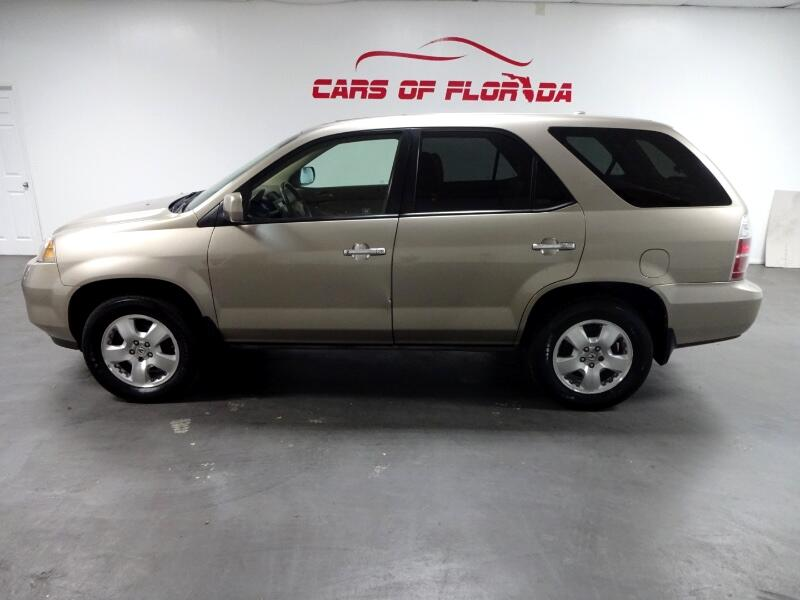 Acura MDX Premium 2005
