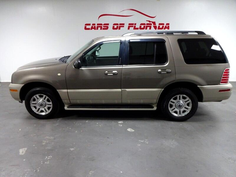 Mercury Mountaineer Convenience 4.0L AWD 2004