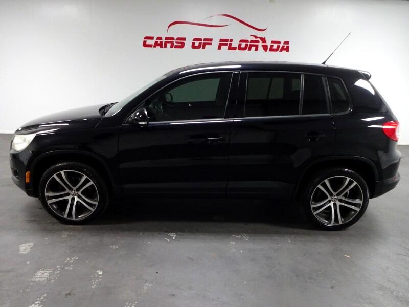 Volkswagen Tiguan S 2010