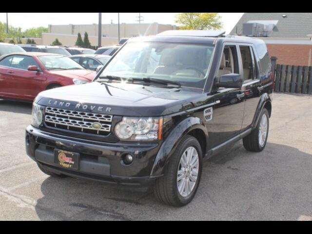 2010 Land Rover LR4 HSE Plus