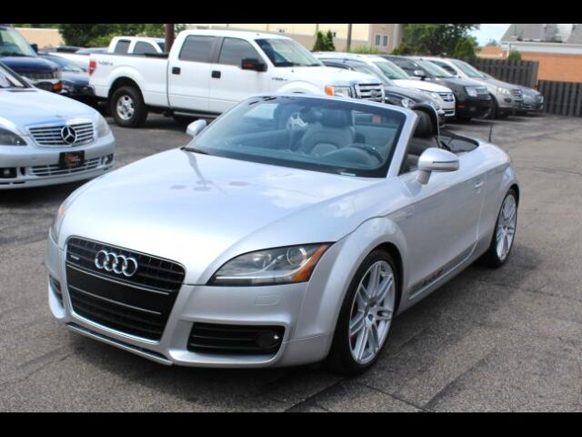 2008 Audi TT 3.2 Roadster quattro with S tronic