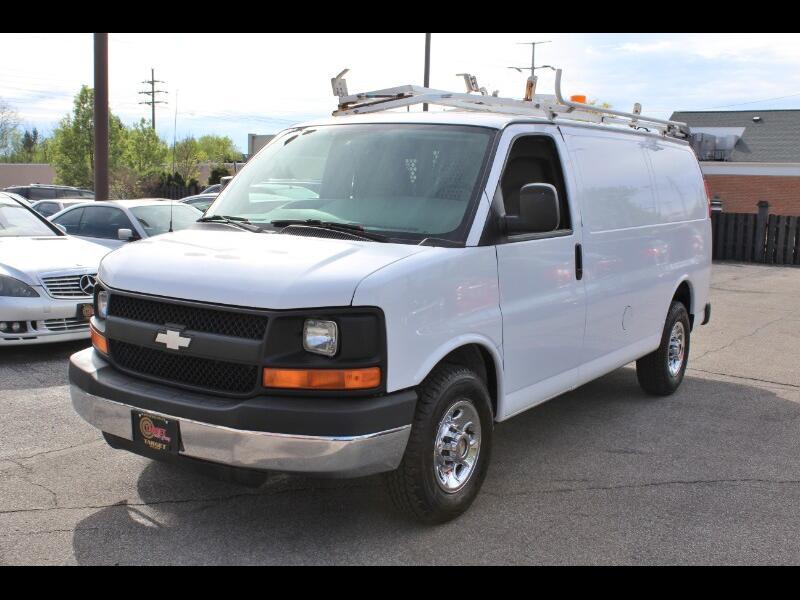 2007 Chevrolet Express 2500 Cargo