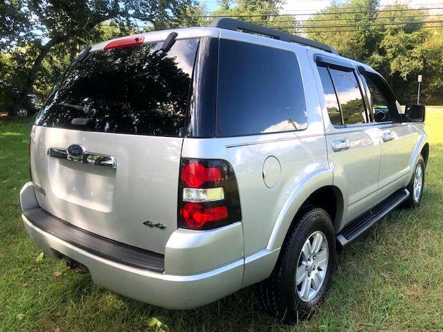 2009 Ford Explorer XLT 4.0L 4WD