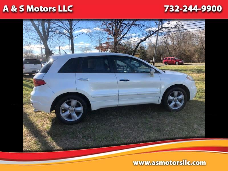 2009 Acura RDX SH-AWD w/Technology Package