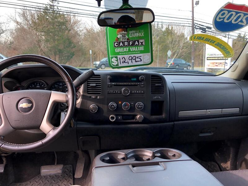 2009 Chevrolet Silverado 1500 1LT Crew Cab 4WD