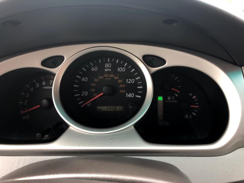 2007 Toyota Highlander Sport 4WD