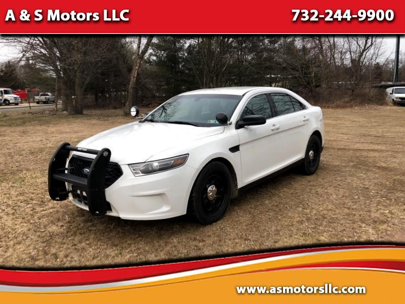2013 Ford Taurus Police AWD