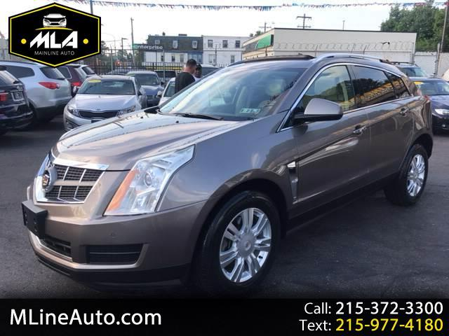 2011 Cadillac SRX AWD Luxury Collection
