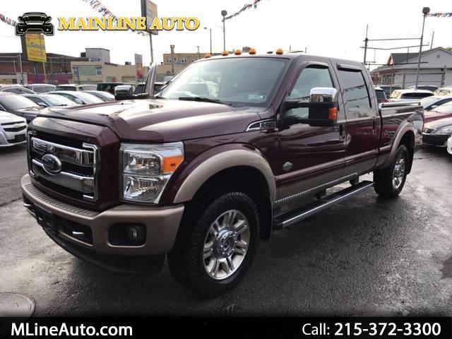 2011 Ford F-250 King Ranch