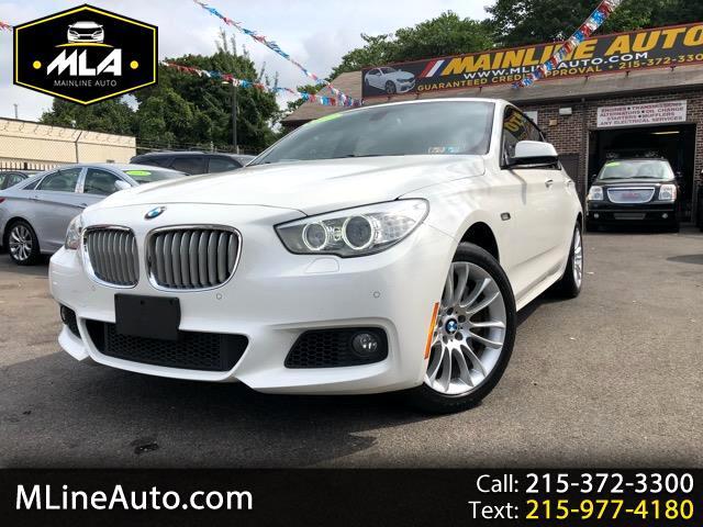 2013 BMW 5-Series Gran Turismo 550i