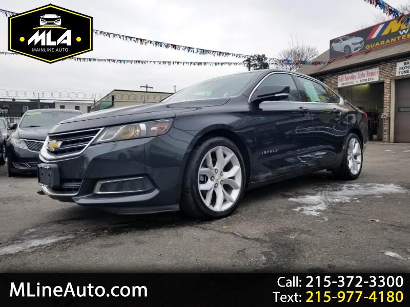 Chevrolet IMPALA LT Base 2015