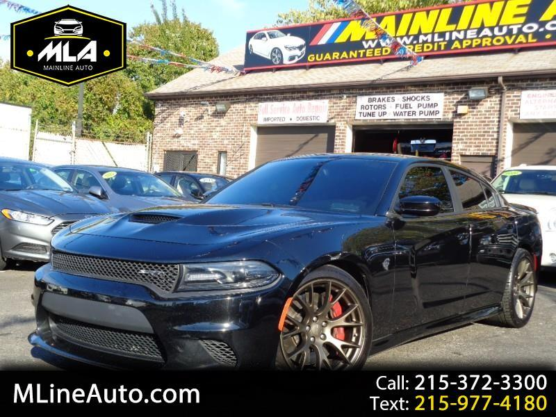 2016 Dodge Charger 4dr Sdn SRT Hellcat RWD
