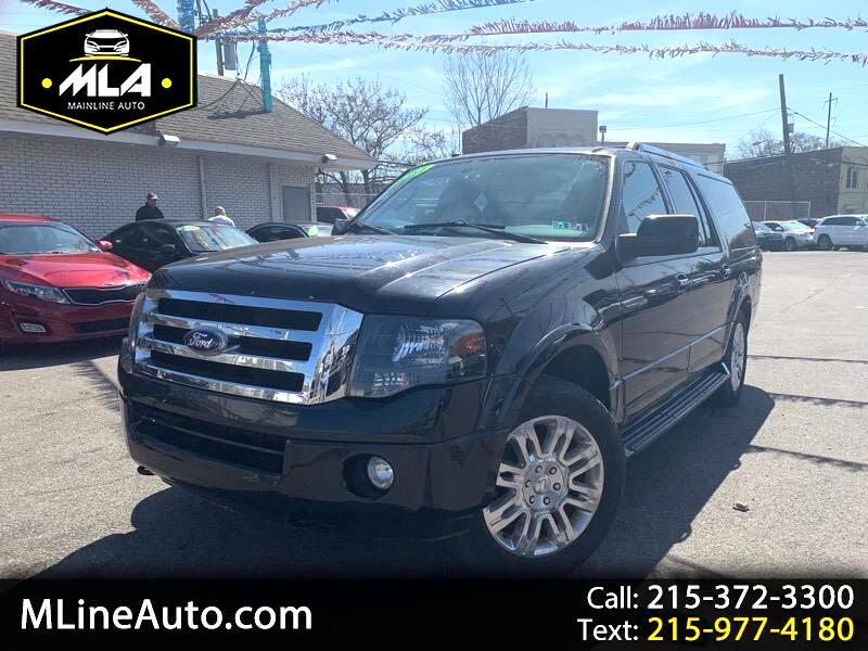 Ford Expedition EL Limited 4WD 2011