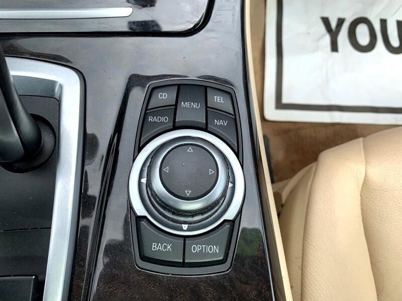 2012 BMW 5-Series 535d xDrive
