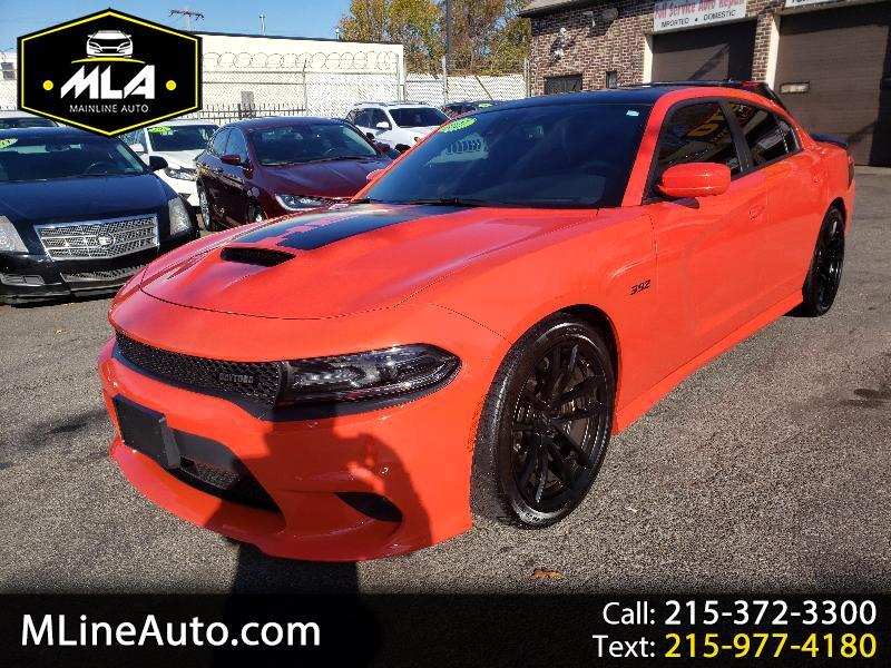 Dodge Charger 392 2017