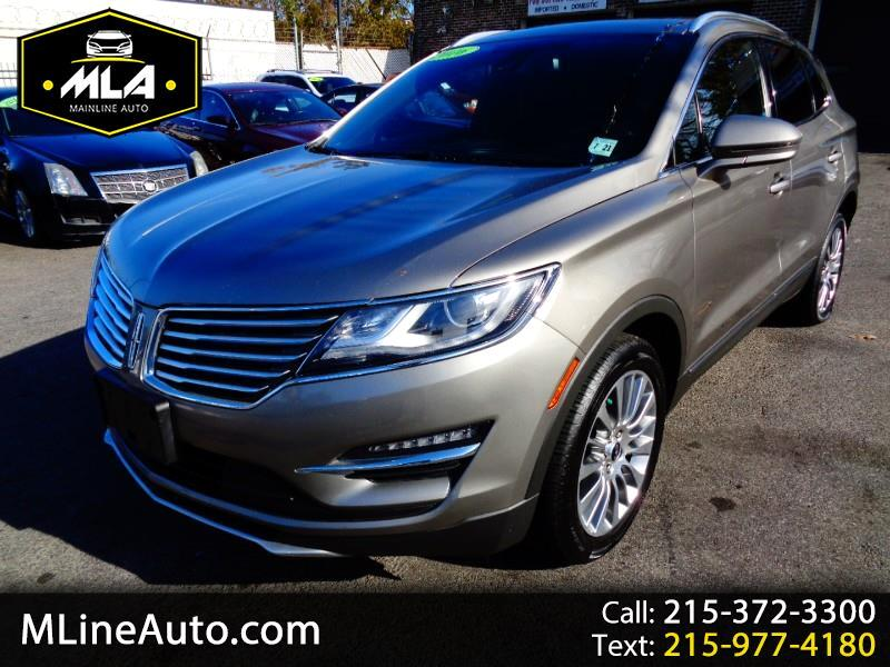 Lincoln MKC Reserve AWD 2016