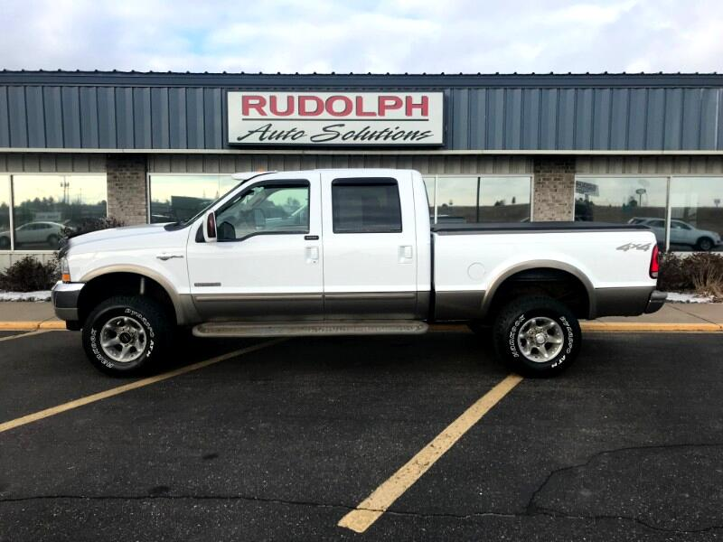 2004 Ford F-350 SD King Ranch 4WD