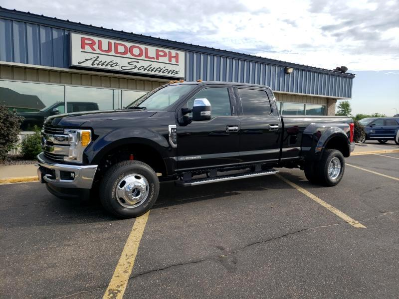 2017 Ford F-350 SD Lariat Crew Cab Long Bed 4WD DRW
