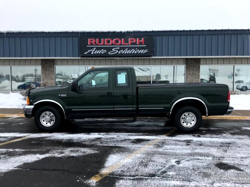 Ford F-250 SD XLT SuperCab LWB 2WD 1999