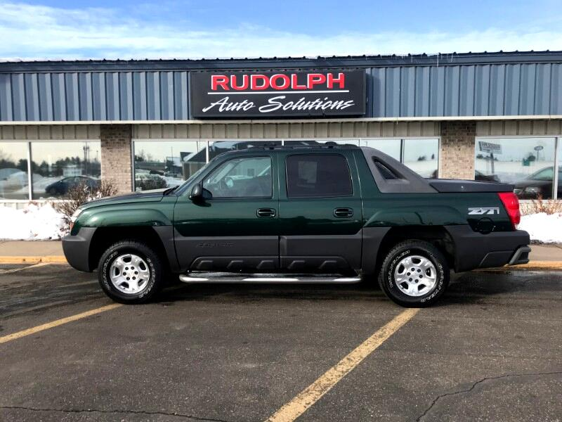 "Chevrolet Avalanche 1500 5dr Crew Cab 130"" WB 4WD Z71 2003"