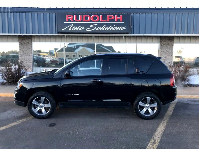 Jeep Compass 4WD 4dr High Altitude 2016
